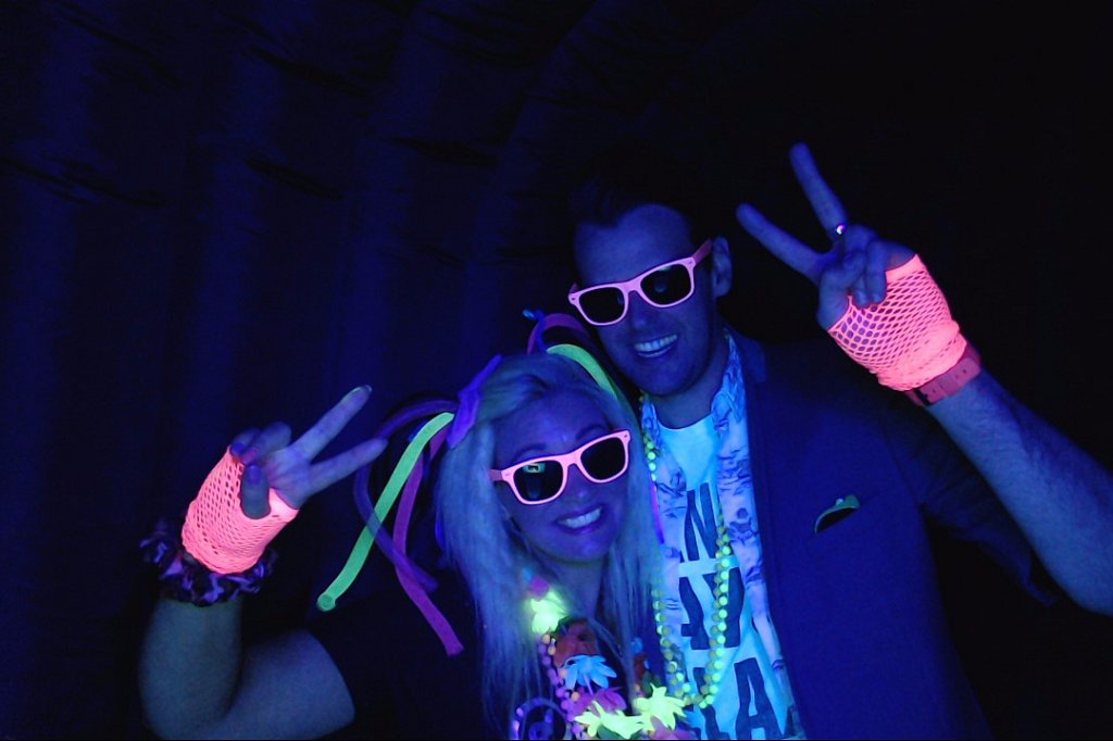 Free Glow Booth Hire Competition