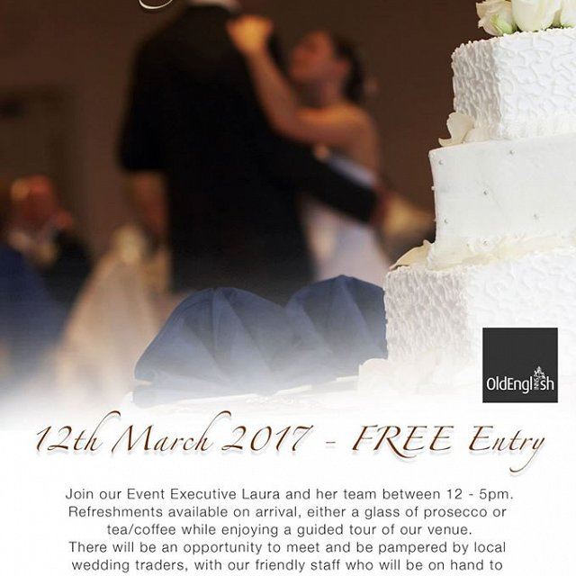 Wedding Showcase at The George Hotel in Huntingdon - 12th March 2017